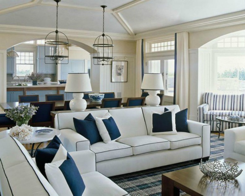Astounding Nautical Rooms To Bloom Andrewgaddart Wooden Chair Designs For Living Room Andrewgaddartcom
